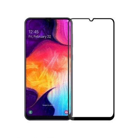خرید گلس محافظ تمام صفحه گوشی سامسونگ Galaxy A70s