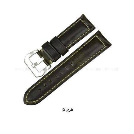 خرید بند چرمی ساعت شیائومی Amazfit Pace مدل Horse Leather