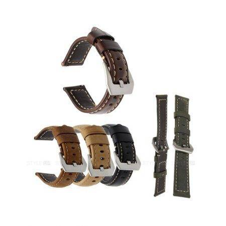 خرید بند چرمی ساعت ایسوس زن واچ 2 WI501Q مدل Horse Leather
