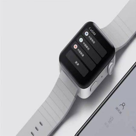 خرید ساعت هوشمند شیائومی می واچ استیل Xiaomi Mi Watch