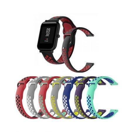 خرید بند ساعت شیائومی Xiaomi Amazfit Bip سیلیکونی نایکی