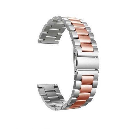 خرید بند ساعت سامسونگ Galaxy Watch Active 2 استیل دو رنگ