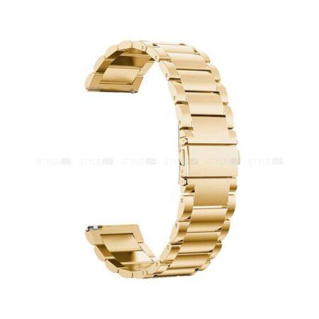 خرید بند ساعت هوشمند سامسونگ Galaxy Watch 46mm مدل استیل 3Pointers