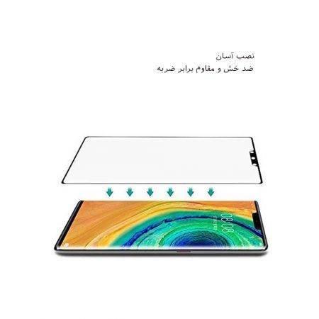 خرید گلس گوشی هواوی میت Huawei Mate 30 Pro مدل تمام صفحه