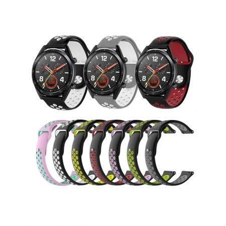 خرید بند ساعت هواوی واچ Huawei Watch GT سیلیکونی نایکی