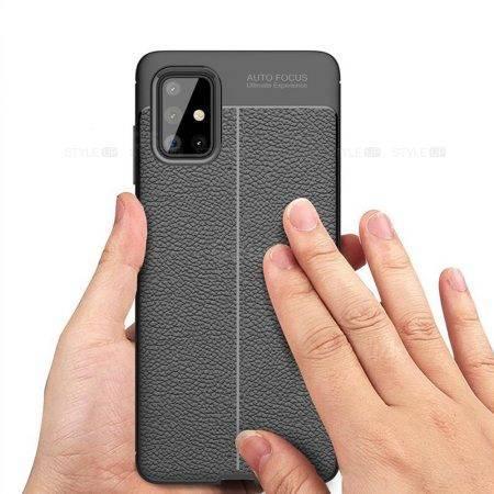 خرید کاور ژله ای گوشی Samsung Galaxy A51 مدل اتوفوکوس