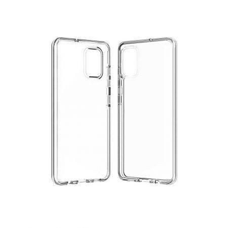 خرید قاب گوشی سامسونگ Samsung Galaxy A51 ژله ای شفاف
