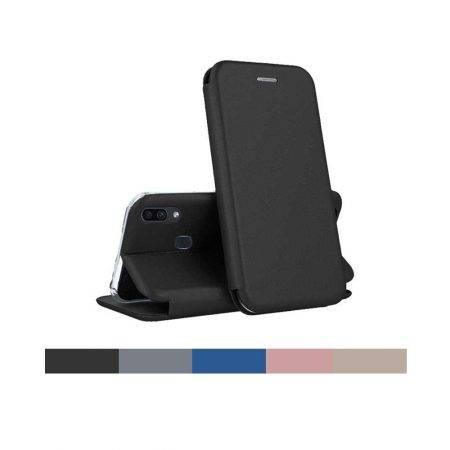 خرید کیف کلاسوری چرمی گوشی سامسونگ Samsung Galaxy M10s