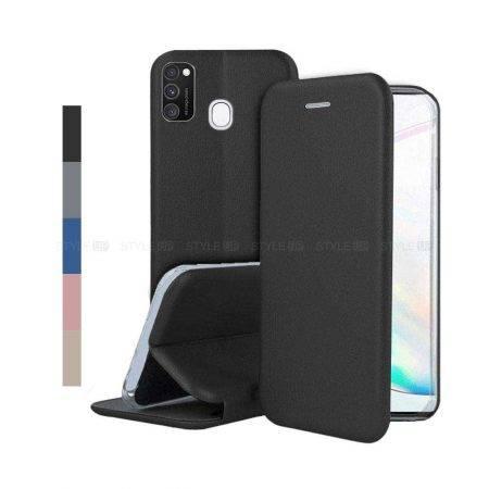 خرید کیف کلاسوری چرمی گوشی سامسونگ Samsung Galaxy M30s