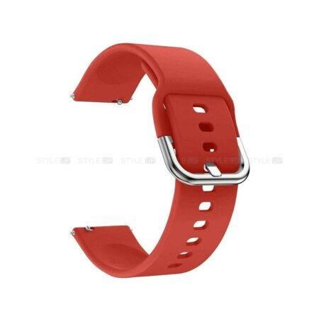 خرید بند ساعت سامسونگ Galaxy Watch 42mm مدل سیلیکونی نرم