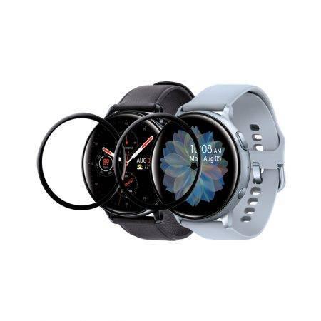 خرید گلس ساعت سامسونگ Galaxy Watch Active 2 44mm مدل تمام صفحه