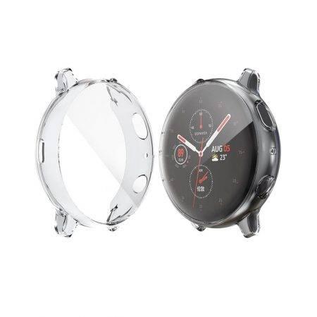 خرید کاور محافظ ساعت سامسونگ Galaxy Watch Active 2 44mm ژله ای