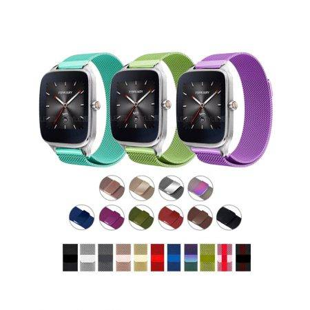 خرید بند استیل ساعت ایسوس Zenwatch 2 WI501Q مدل New Milanese