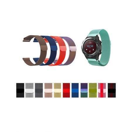 خرید بند استیل ساعت هواوی Huawei Watch 2 Sport مدل New Milanese