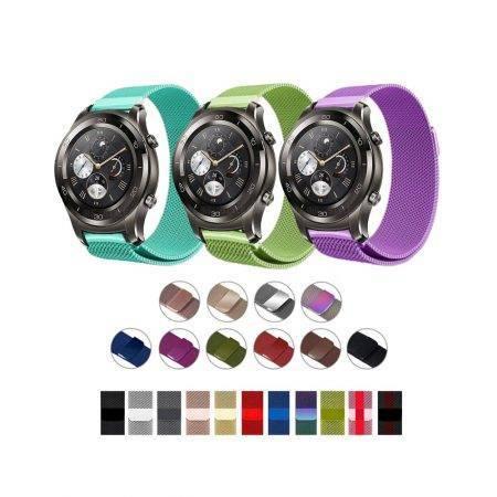 خرید بند استیل ساعت هواوی Huawei Watch 2 Classic مدل New Milanese