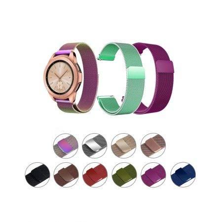 خرید بند استیل ساعت سامسونگ Galaxy Watch 42mm مدل New Milanese