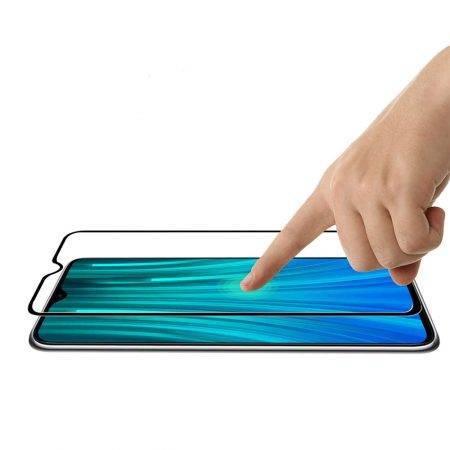 خرید گلس گوشی شیائومی ردمی نوت Note 8 Pro مدل تمام صفحه