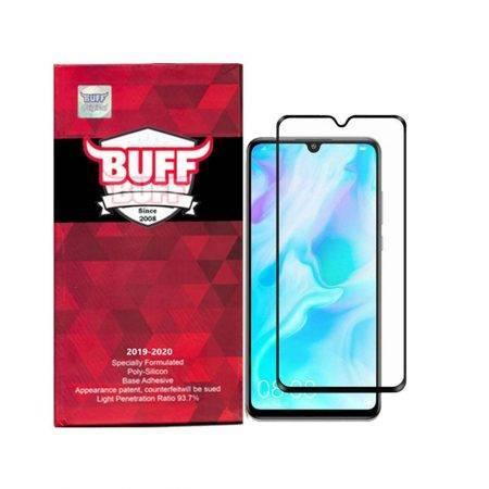 خريد محافظ صفحه گوشی هواوی Huawei P30 Lite مدل Buff 5D