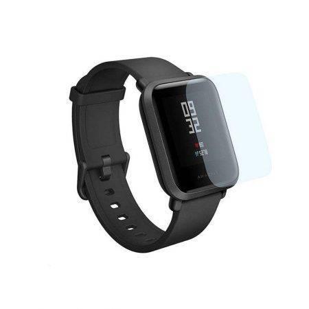 خرید محافظ صفحه گلس ساعت هوشمند شیائومی Xiaomi Amazfit Bip