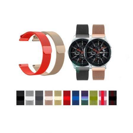 خرید بند استیل ساعت سامسونگ Galaxy Watch 46mm مدل New Milanese