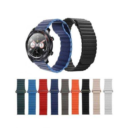 خرید بند چرمی ساعت هواوی آنر Honor Magic مدل Leather Loop