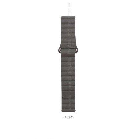 خرید بند چرمی ساعت هواوی واچ Huawei Watch GT مدل Leather Loop