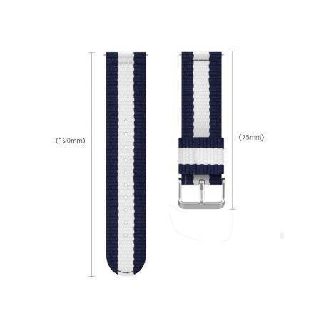 خرید بند ساعت هوشمند سامسونگ Samsung Gear S3 مدل نایلونی
