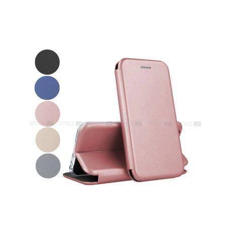 خرید کیف کلاسوری چرمی گوشی سامسونگ Samsung Galaxy A60