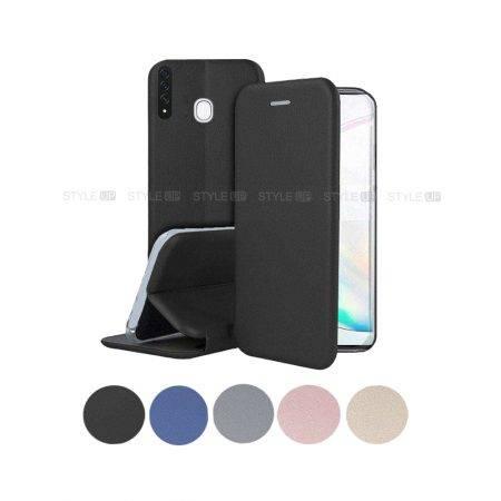 خرید کیف کلاسوری چرمی گوشی سامسونگ Samsung Galaxy M30