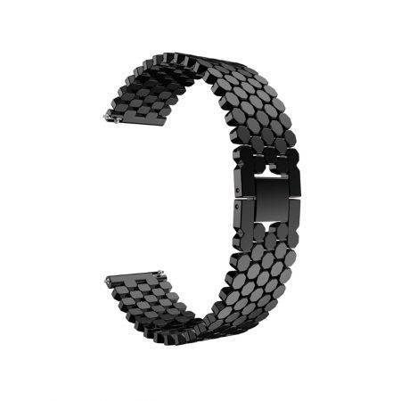 خرید بند استیل ساعت هوشمند سامسونگ Galaxy Watch 46mm طرح کندویی