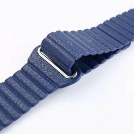 خرید بند چرمی ساعت سامسونگ Galaxy Watch 46mm مدل leather loop