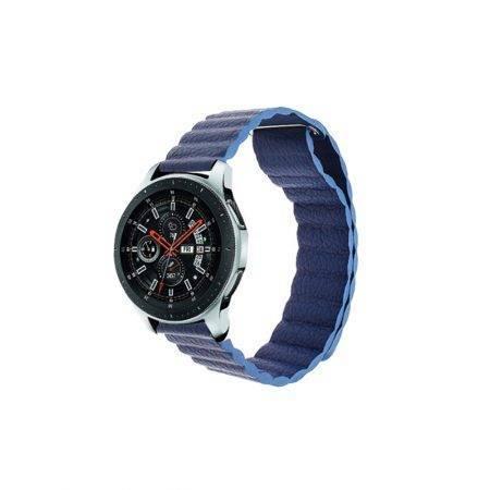بند چرمی ساعت سامسونگ Galaxy Watch 46mm مدل leather loop
