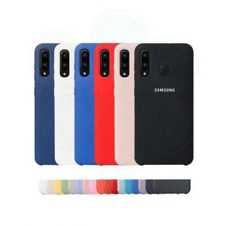 خرید قاب گوشی سامسونگ Samsung Galaxy A20 مدل سیلیکونی