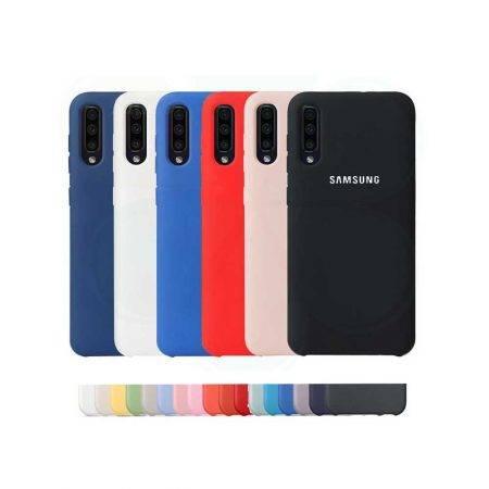 خرید قاب گوشی سامسونگ Samsung Galaxy A30s / A50s مدل سیلیکونی