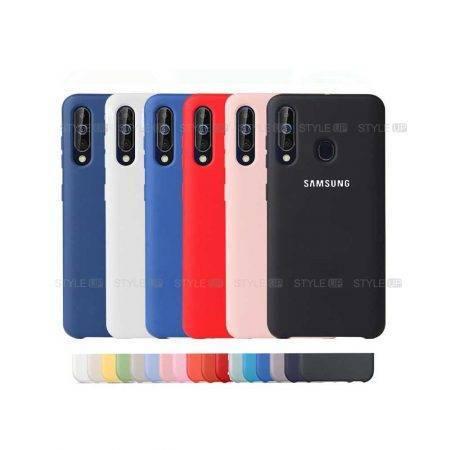 خرید قاب گوشی سامسونگ Samsung Galaxy A40s مدل سیلیکونی