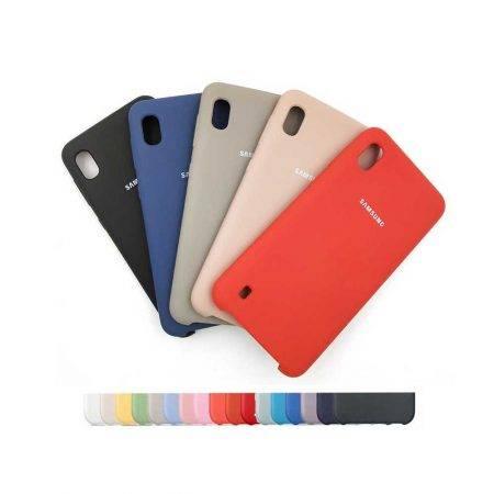 خرید قاب گوشی سامسونگ Samsung Galaxy A10 مدل سیلیکونی