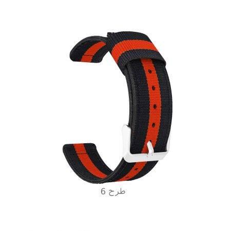 خرید بند ساعت هوشمند هواوی واچ Huawei Watch 2 Sport مدل نایلونی