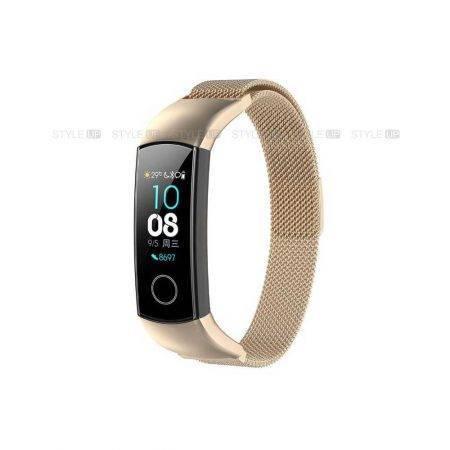 خرید بند مچ بند هوشمند آنر بند 5 - Huawei Honor Band 5 مدل Milanese