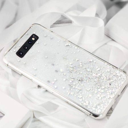 قاب گوشی سامسونگ Samsung Galaxy S10 Plus اکلیلی برند Switcheasy