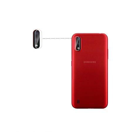 خرید محافظ گلس لنز دوربین گوشی سامسونگ Samsung Galaxy A01
