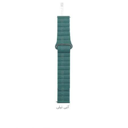 خرید بند چرمی ساعت شیائومی Xiaomi Amazfit Bip مدل Leather Loop