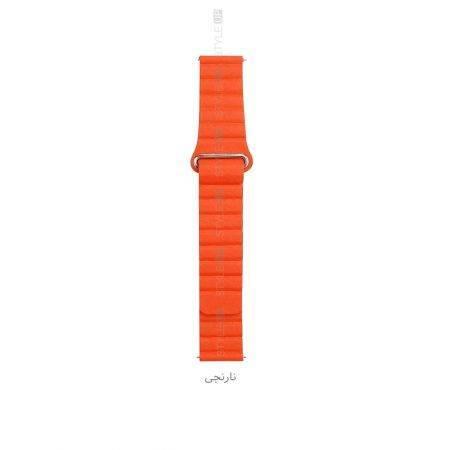 خرید بند چرمی ساعت ایسوس Zenwatch 2 WI501Q مدل leather loop