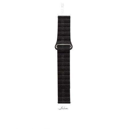 خرید بند چرمی ساعت هوشمند سامسونگ Gear Sport مدل Leather Loop