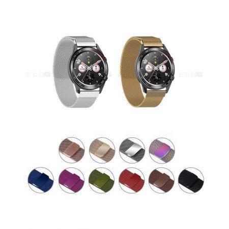 خرید بند استیل ساعت هوشمند هواوی Honor Magic مدل New Milanese