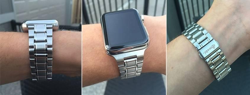 نحوه تنظیم سایز بند ساعت هوشمند فلزی