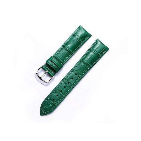خرید بند چرمی ساعت سامسونگ Galaxy Watch Active طرح Alligator
