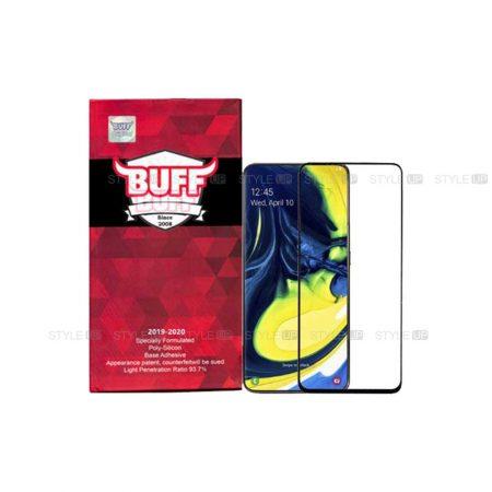 خرید محافظ صفحه گلس گوشی سامسونگ Galaxy A90 / A80 مدل Buff 5D