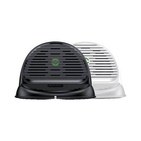 خرید شارژر بی سیم بیسوس مدل Silicone Horizontal Desktop