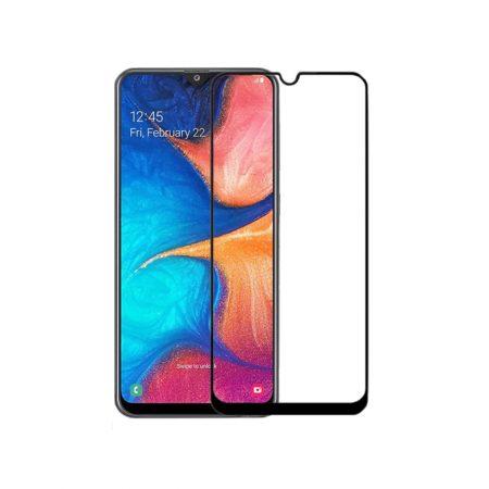 خرید گلس سرامیکی گوشی سامسونگ Samsung Galaxy A20 مدل تمام صفحه