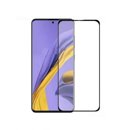 خرید گلس سرامیکی گوشی سامسونگ Samsung Galaxy A71 مدل تمام صفحه